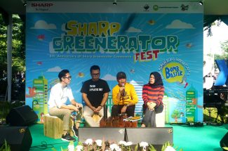SHARP Greenerator Fest 2019.