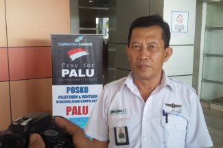 Airports Duty Manager Sultan Hasanuddin, Makassar, Totok Endro C.